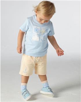 Mitch & Son boys T-shirt & short MS21118