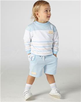 Mitch & Son boys sweatshirt & shorts Beltane MS21117