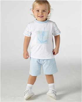 Mitch & Son boys T-shirt & short MS21119