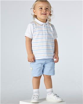 Mitch & Son boys polo & shorts MS21108-114