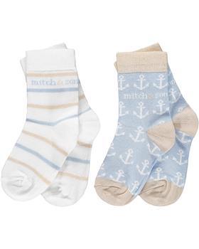 Mitch & Son boys socks MS21122 Blue
