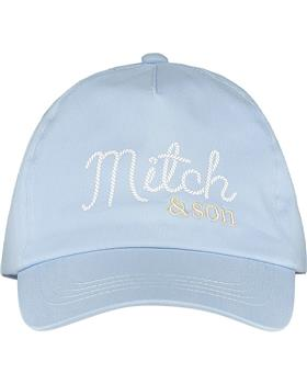 Mitch & Son boys summer cap MS21123 Blue