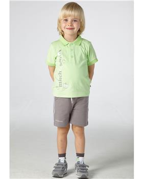 Mitch & Son boys T-shirt & short MS21316 GR-GRY
