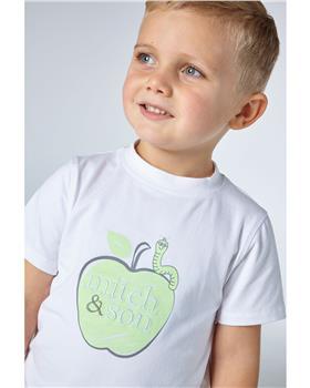 Mitch & Son boys T-shirt & short MS21305-308 GR-GRY