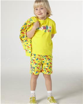 Mitch & Son boys zipper - T-shirt & shorts MS21207-211-216