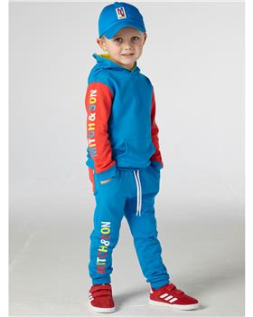 Mitch & Son boys hooded tracksuit MS21202 Multi