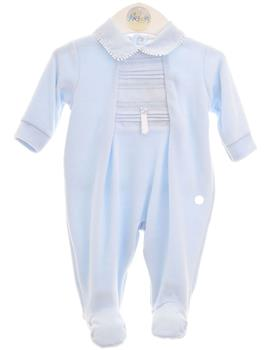 LIttle Star baby boys baby grow PP0311-20 blue