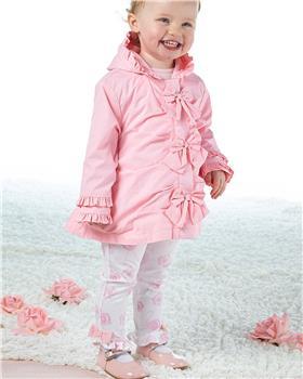 Little A Dee Rose button jacket Jaydn LS21200
