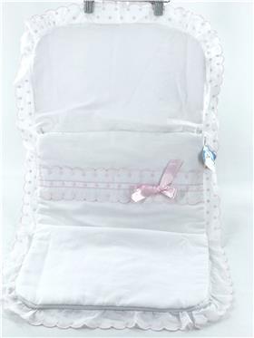 Sardon Baby Girls Nest  3 in one LA-62 Pink