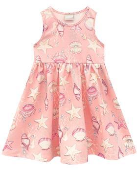 Milon summer girls starfish dress 12808-40085