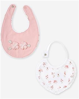 Mayoral baby girls bibs 9878-021 pink