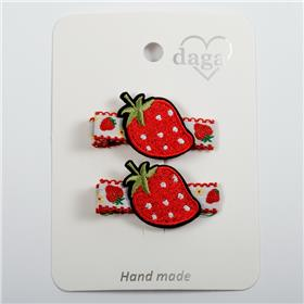 Daga girls strawberry hair slide A21041