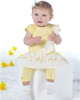 Little A Dee Seersucker Legging Set Katie LS21519