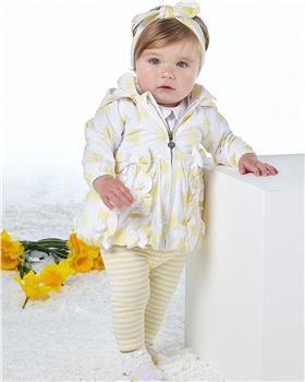 Little A Dee baby girls sunshine jacket Karla LS21212