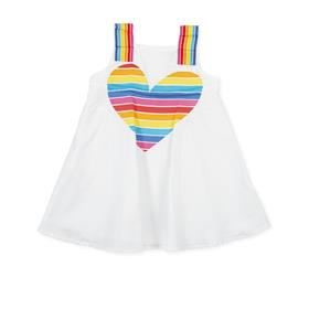 Agatha Ruiz girls dress 2222-021 multi
