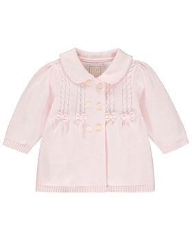 Emile et Rose baby girls double breasted jacket 9310pp Sandra