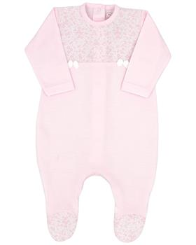 Rapife baby girls all in one 4403S21 pink