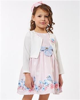 Ebita summer girls dress & cardigan 2236-021