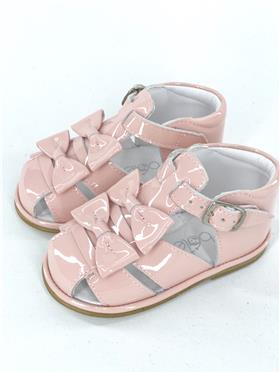 Borboleta Girls Sandal Dina 3201 Pink Patent