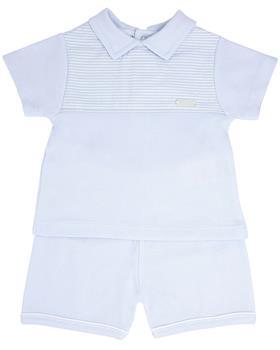 Bluesbaby boys top & shorts BB0024-021 Blue