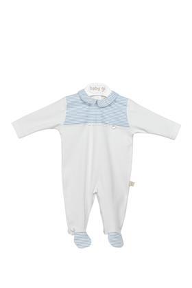 Baby Gi sky babygrow BS51B white