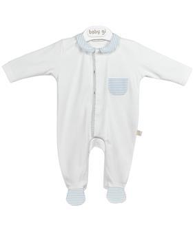Baby Gi sky babygrow BS53B blue