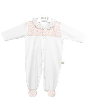 Baby Gi beach babygrow BCH53R pink