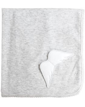 Baby Gi angel wing light summer blanket BG10ACS Grey