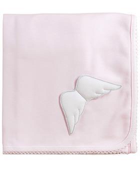 Baby Gi angel wing light summer blanket BG11LAR Pink