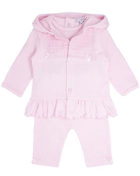 Bluesbaby girls 3 piece jogsuit BB0054-021 Pink