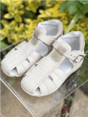 Andanines boys sandals J22550 Beige