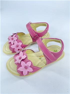 Andanines Girls Sandals 87020 Cerise