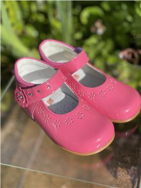 Andanines Girls Shoes P18850 CERISE