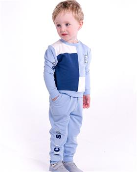 Mitch & Son boys colour block tracksuit MS21405 Piccadilly