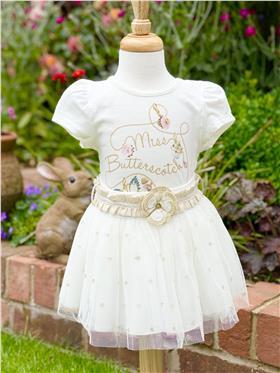 Butterscotch Girls Top & Skirt 1T02/1SK08