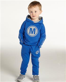 Mitch & son boys hoody tracksuit MS21504 Scotland Blue