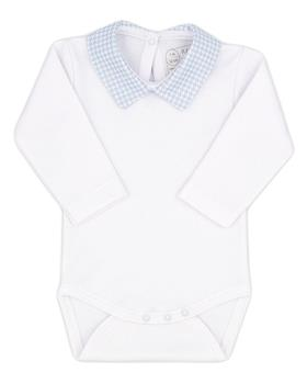 Rapife long sleeve body & dungaree 4920-4922-121 blue