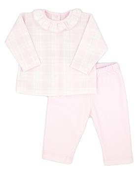 Rapife girls blouse & pants 5031-121 pink