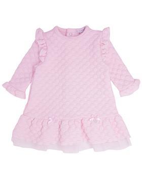 Bluesbaby girls dress BB0220-021 pink