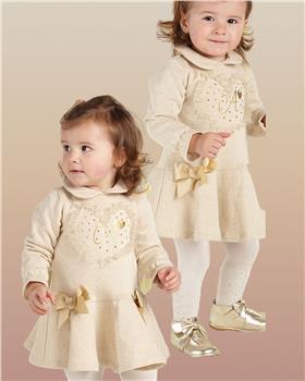 Little A Dee heart dress LW21710 Blaire