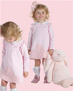 Little A Dee heart dress LW21700 Arlene