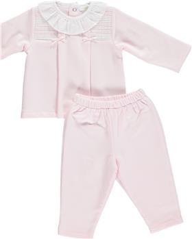 Deolinda girls jogsuit DB121712 pink