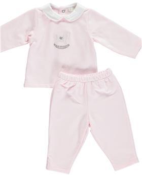 Deolinda baby girls top & leggings DB121714 pink