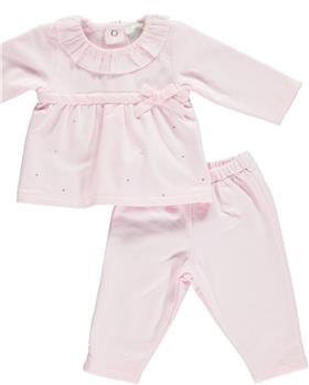 Deolinda girls jogsuit DB121717 pink