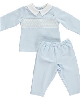 Deolinda baby boys jogsuit DB121713 blue
