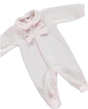 Deolinda baby girls babygrow DB121315 pink
