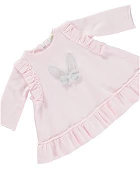 Deolinda baby girls dress DB121410 pink