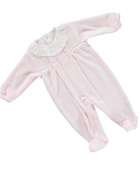 Deolinda baby girls all in one DB121320 pink
