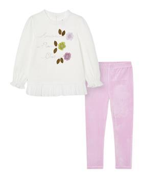 Mayoral girls top & leggings 4741-021 Lilac