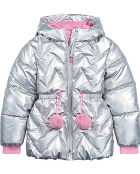 Billieblush girls winter puffa jacket U16302 white